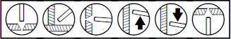 Elga P45 suðustöður
