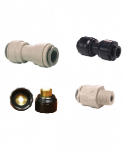 Ýmis plastfittings